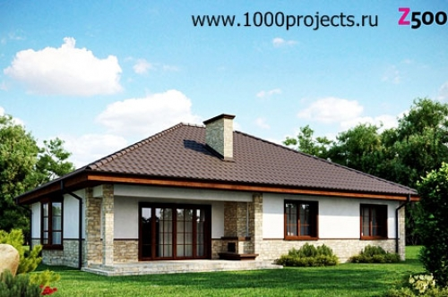 st-10 Проект дома
